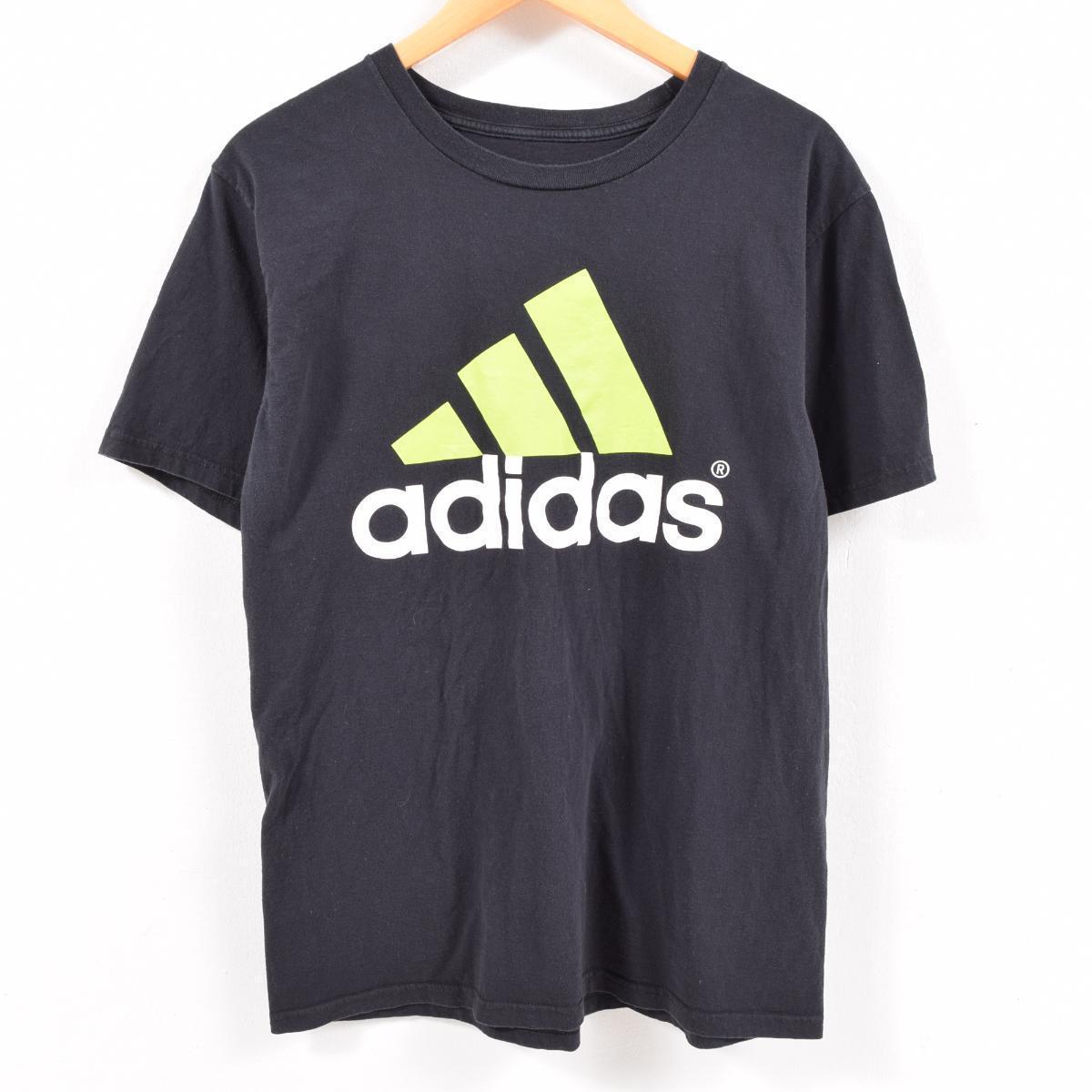 2afac5ea3 Fitnessmode adidas Mens Konn Training Jersey T-Shirt Football Top Black Red  Tee Size S XL