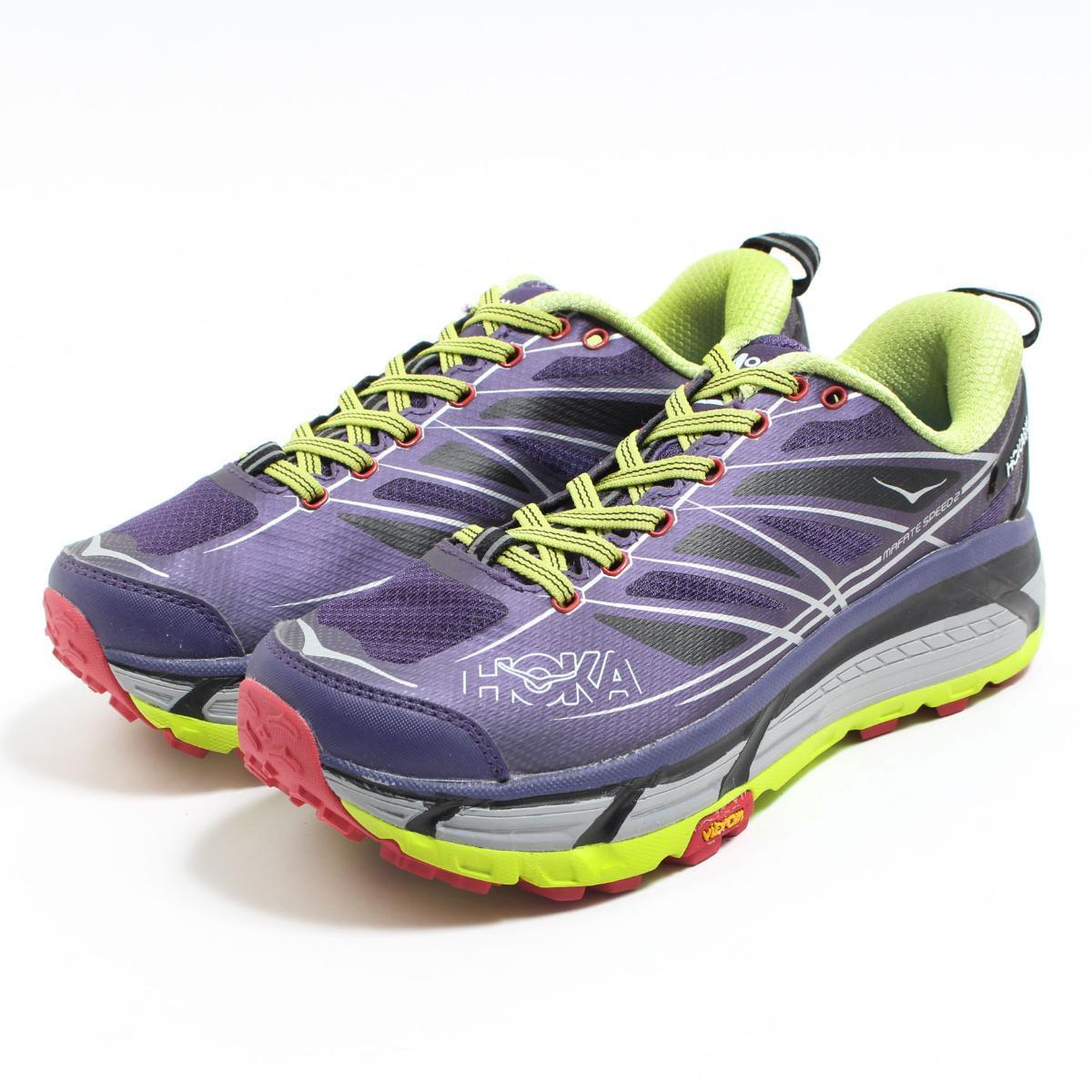new product 50ba3 1e75d HOKA ONE ONE MAFATE SPEED 2 スニーカーダッドシューズ US7 .5 men's 25.5cm /boo5277