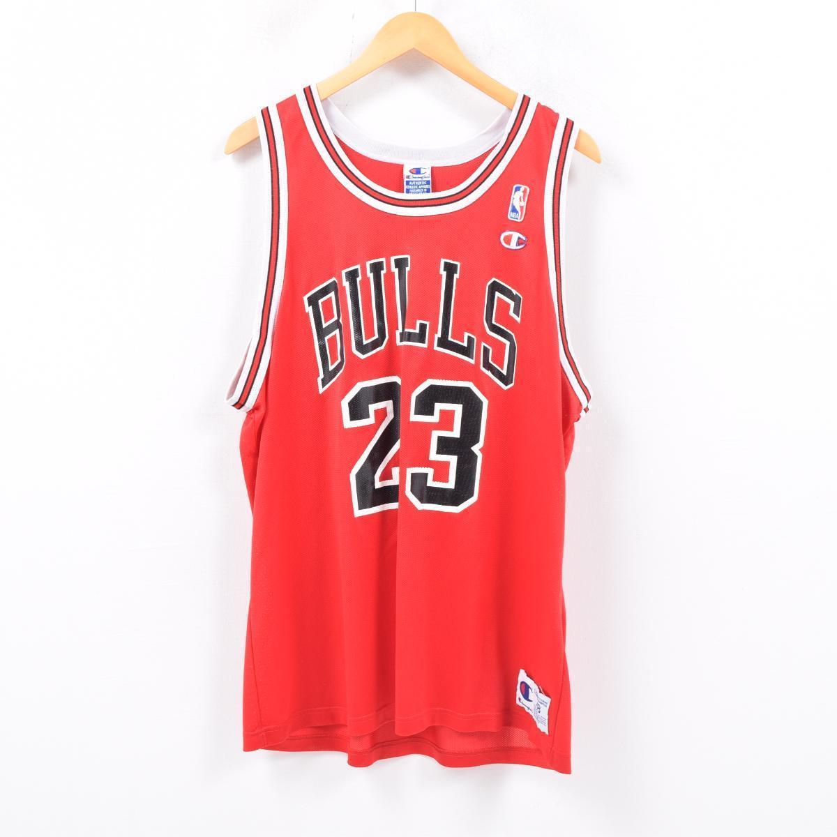 outlet store 37e12 2aef0 90s champion Champion MICHAEL JORDAN Michael Jordan game shirt replica  uniform 48 men's XXL /wbd2620