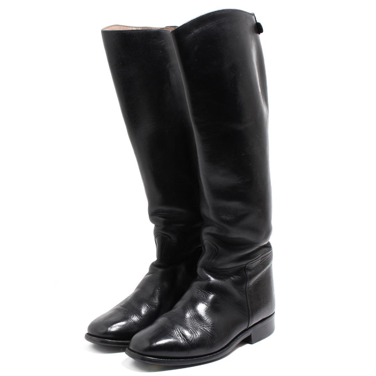 カバロ Cavallo ジョッキー乗馬ブーツ 5 レディース23.0cm /bop7662 【中古】 【190616】