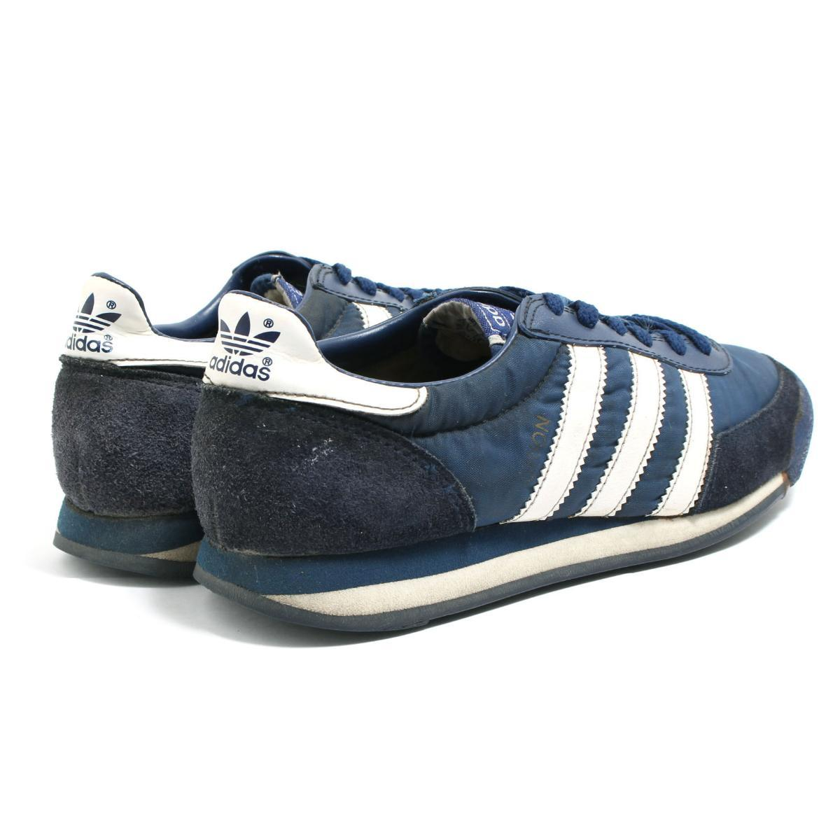 Lady's 25.0cm vintage bop7367 in the 80s made in Adidas adidas ORION Orion sneakers Taiwan