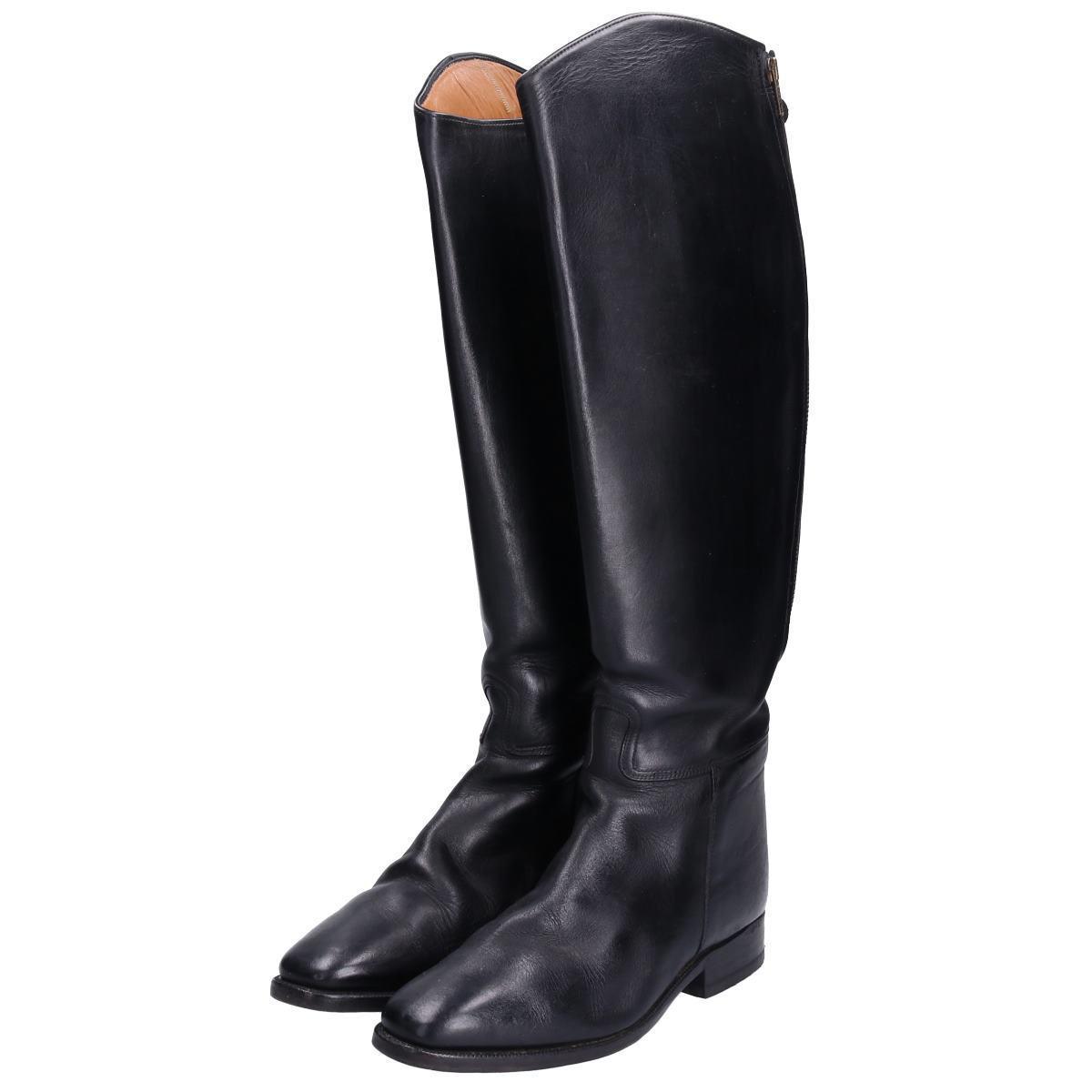 カバロ Cavallo ジョッキー乗馬ブーツ メンズ27.0cm /bop6626 【中古】 【190920】