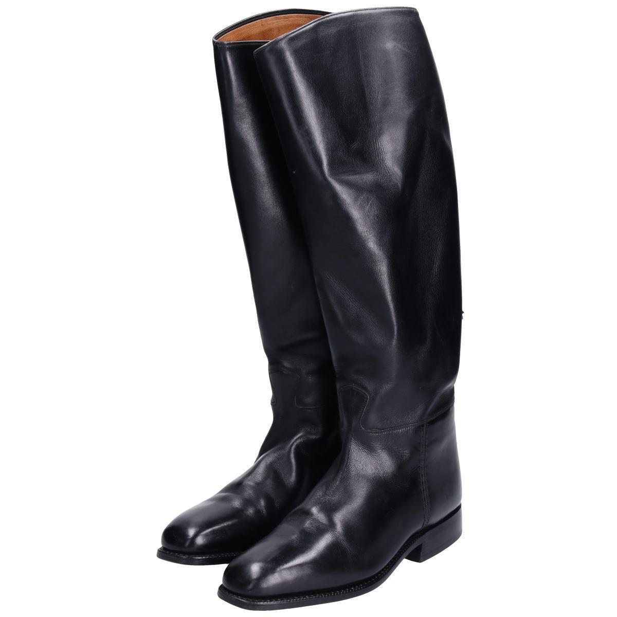 カバロ Cavallo ジョッキー乗馬ブーツ 7 メンズ25.0cm /bop6627 【中古】 【190920】