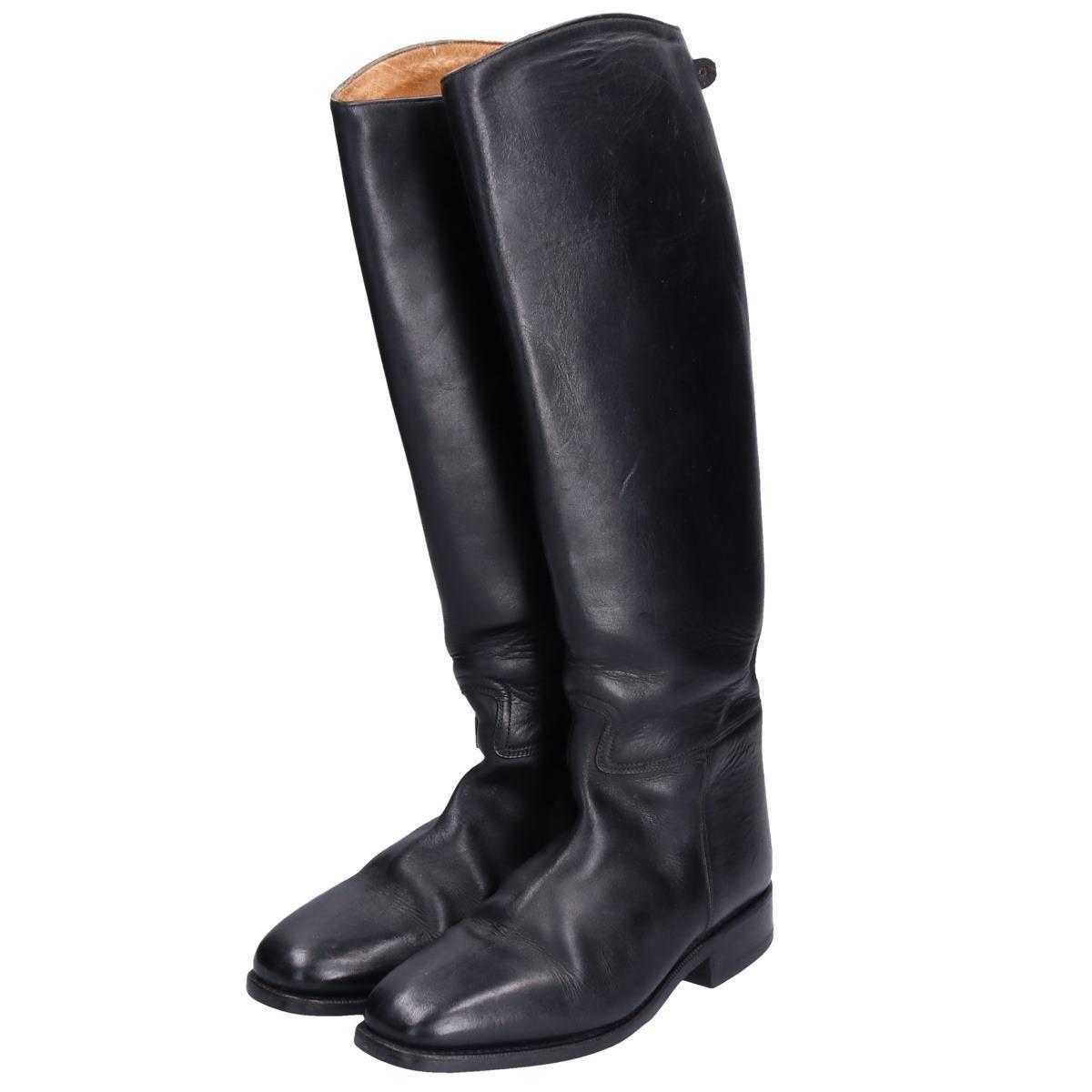 カバロ Cavallo ジョッキー乗馬ブーツ 6.5 メンズ25.5cm /bop6571 【中古】 【190922】