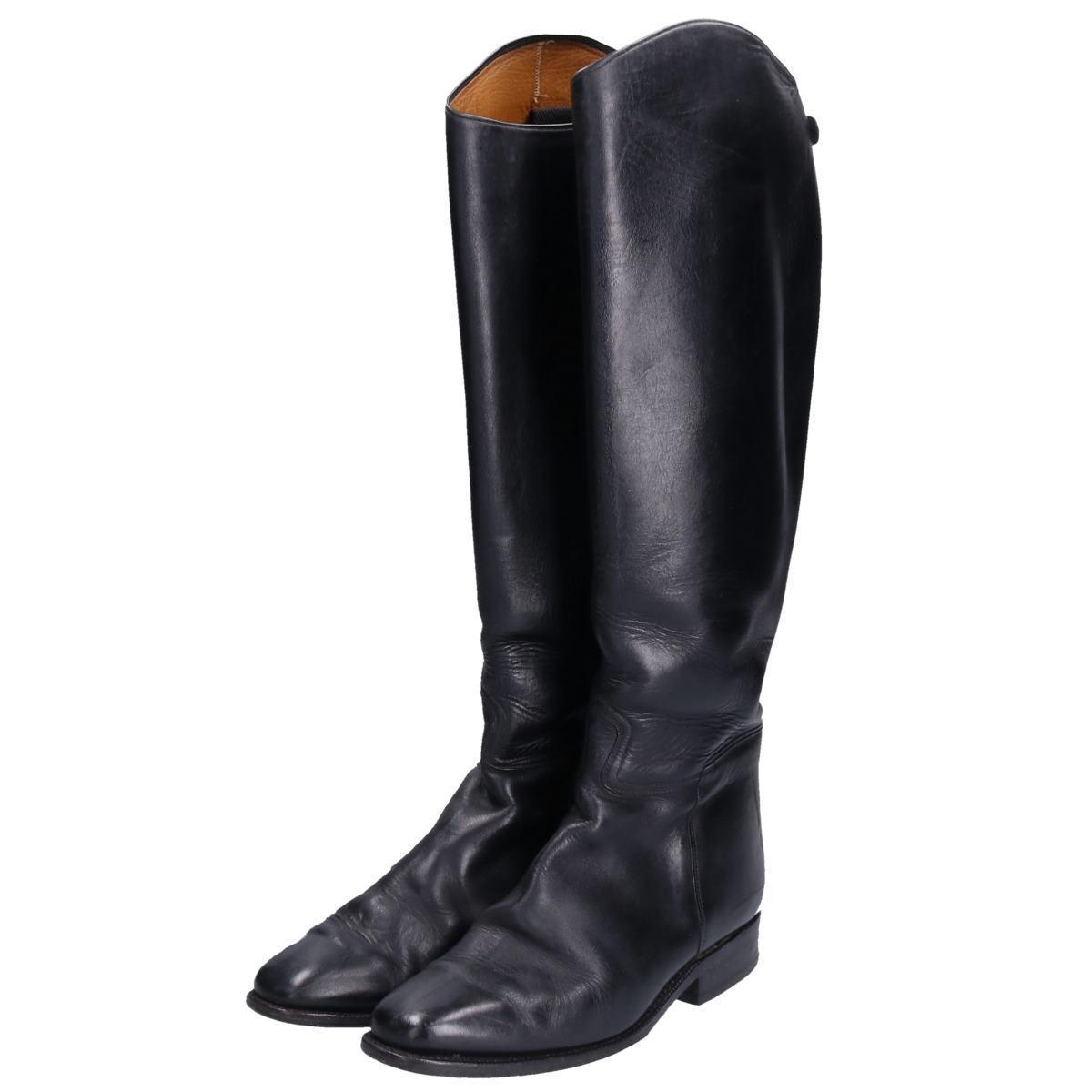 カバロ Cavallo ジョッキー乗馬ブーツ 6.5 メンズ25.5cm /bop6572 【中古】 【190922】