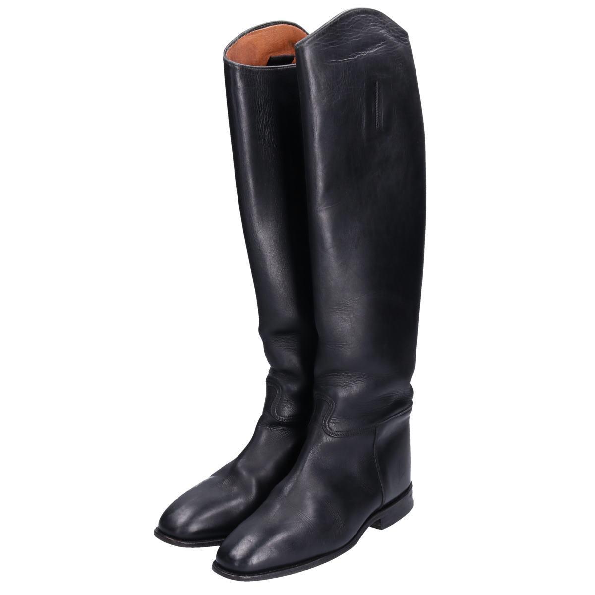 ケーニッヒ Konigs ジョッキー乗馬ブーツ 8 メンズ27.0cm /bop6574 【中古】 【190922】