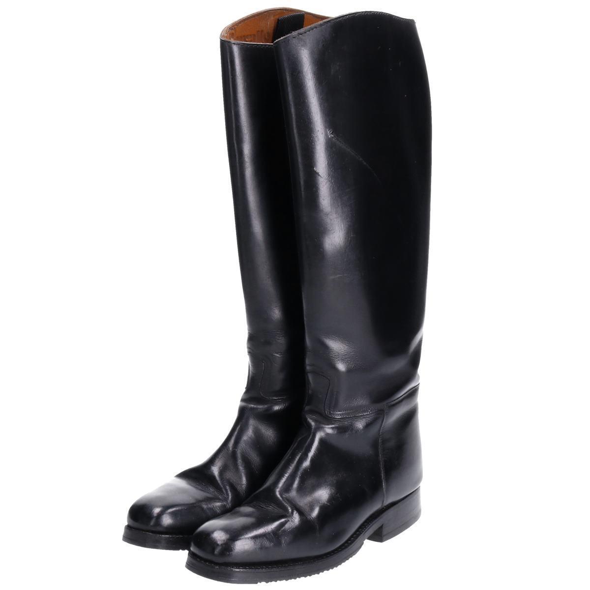 カバロ Cavallo ジョッキー乗馬ブーツ 4.5 レディース23.5cm /boq4150 【中古】 【190927】