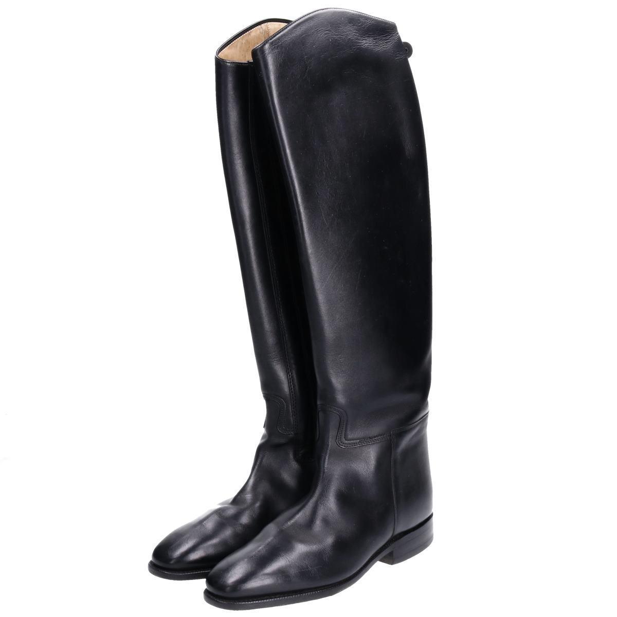 カバロ Cavallo ジョッキー乗馬ブーツ メンズ26.0cm ヴィンテージ /boq3997 【中古】 【190928】