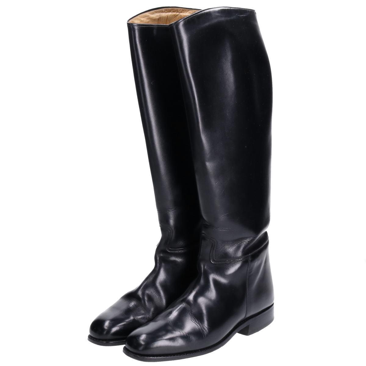 カバロ Cavallo ジョッキー乗馬ブーツ メンズ25.5cm /boq3998 【中古】 【190928】