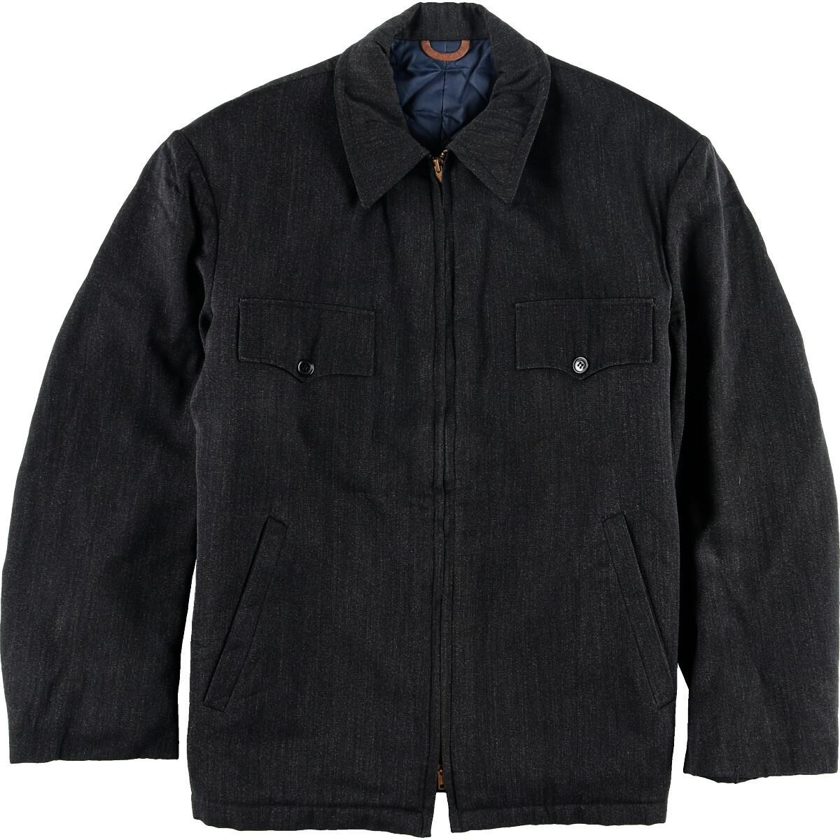 60年代 RUBENS ROYAL Uniforms ごま塩 ウールワークジャケット メンズM ヴィンテージ /wbj3826 【中古】 【191202】【VTG】【ws2001】【CS2001】【PD2001】