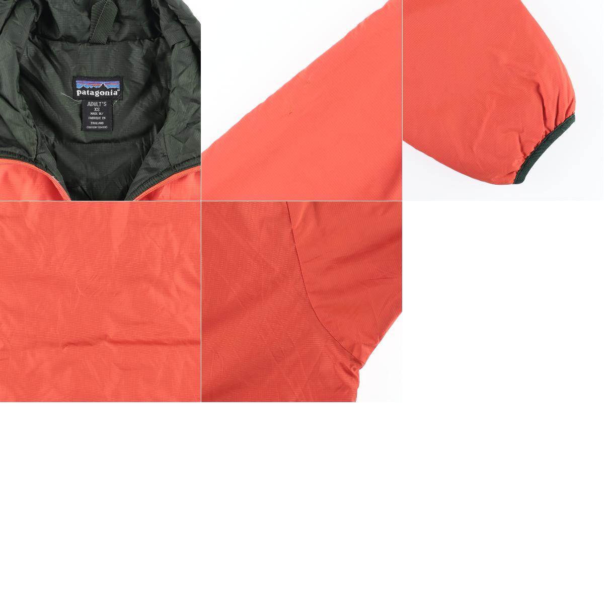希少サイズ 00年製 パタゴニア Patagonia パフボールプルオーバージャケット 84004 FA00 ハーフジップ 中綿w8n0kOP