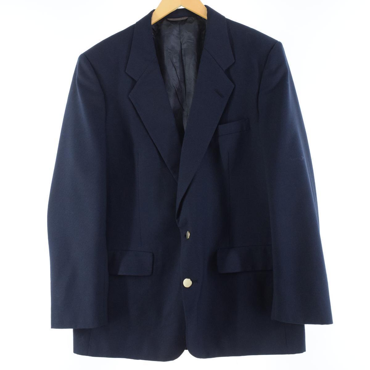 クリスチャンディオール Christian Dior MONSIEUR ウールテーラードジャケット USA製 メンズM /wbj1421 【中古】 【200209】