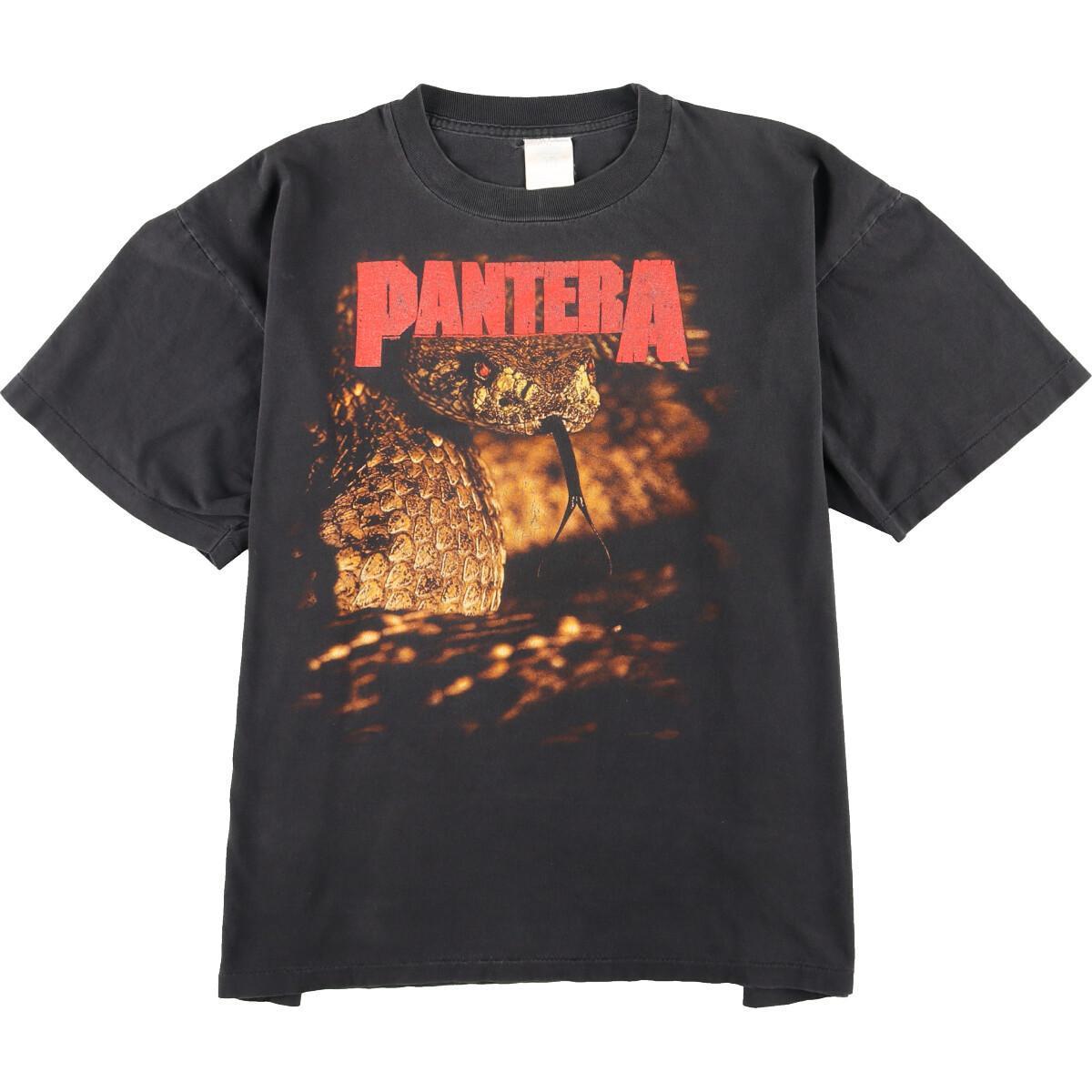 90年代 WINTERLAND PANTERA パンテラ THE GREAT SOUTHERN TRENDKILL ツアー バンドTシャツ USA製 メンズXL ヴィンテージ /eaa022035 【中古】【N2005】 【200418】【SVTG】