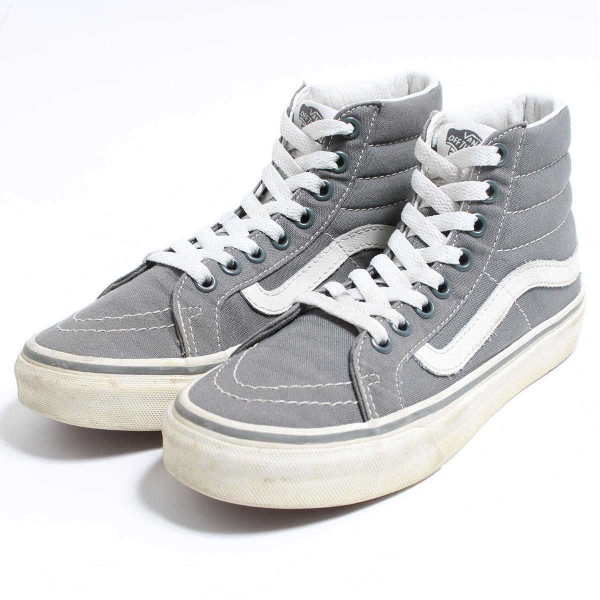 293028203f3 VINTAGE CLOTHING JAM  Vans VANS SK8-HI high-top sneakers US4 Lady s ...