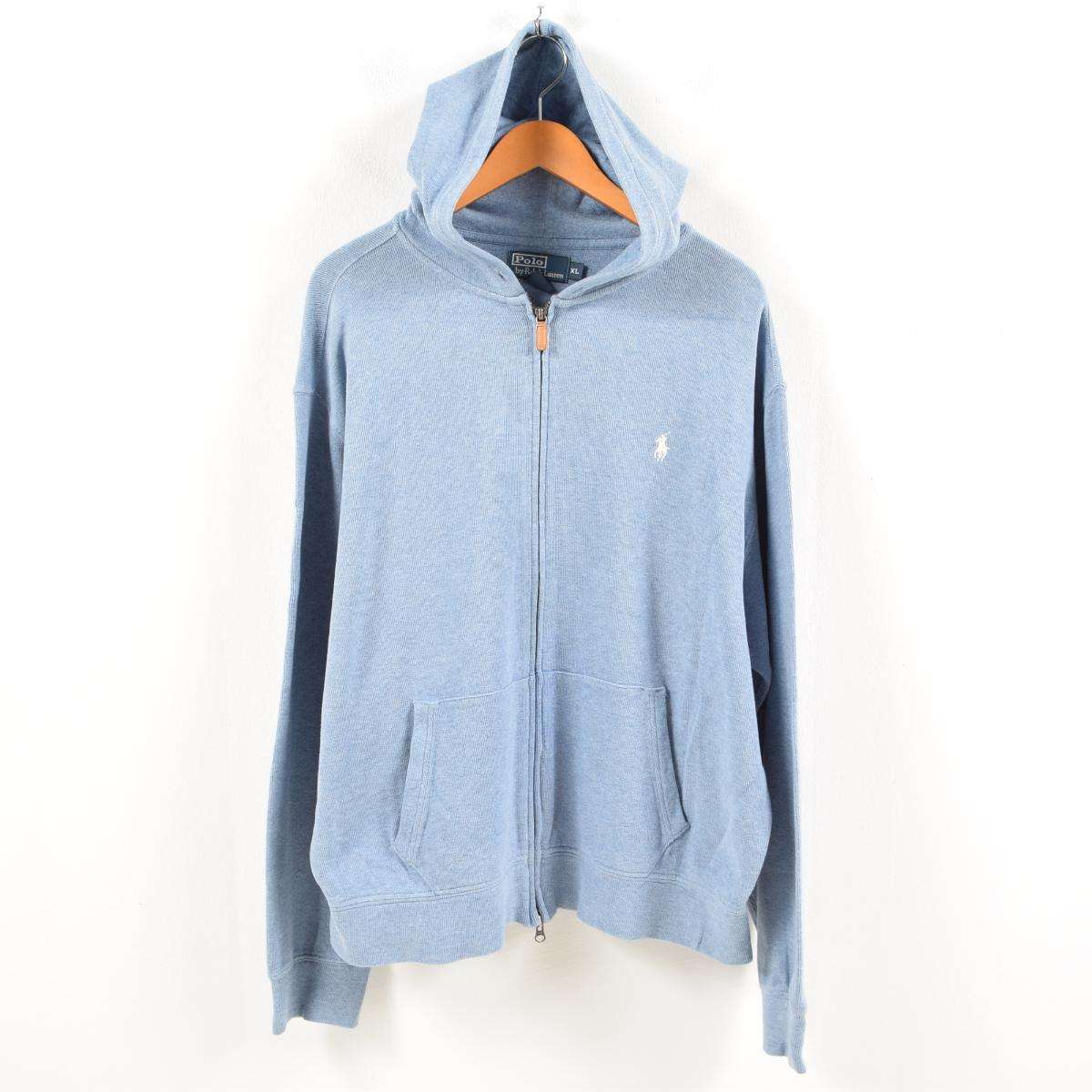 9ea473f12 Ralph Lauren Ralph Lauren POLO by Ralph Lauren sweat shirt full zip parka  men XL  wal2369