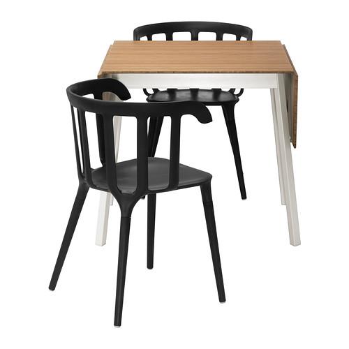 【★IKEA/イケア★】IKEA PS 2012 / IKEA PS 2012 テーブル&チェア2脚/099.320.64