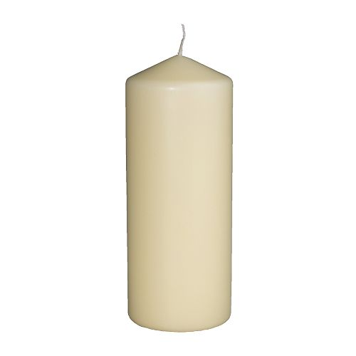 【★IKEA/イケア★】FENOMEN 香りなしブロックキャンドル  25 cm/201.761.16