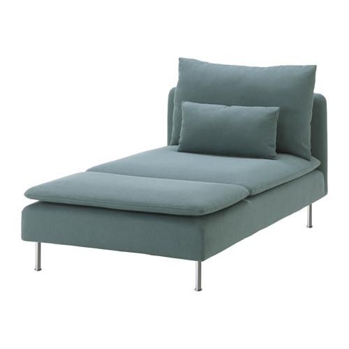 【★IKEA/イケア★】SODERHAMN 寝椅子 フィーンスタ ターコイズ/591.357.47