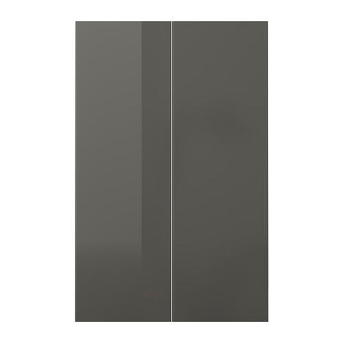 【★IKEA/イケア★】RINGHULT 扉 コーナーベースキャビネット用 部品2個/602.747.99