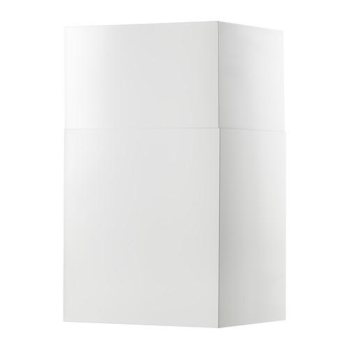 【★IKEA/イケア★】ANPASSA 換気扇用飾りパイプ/902.595.61