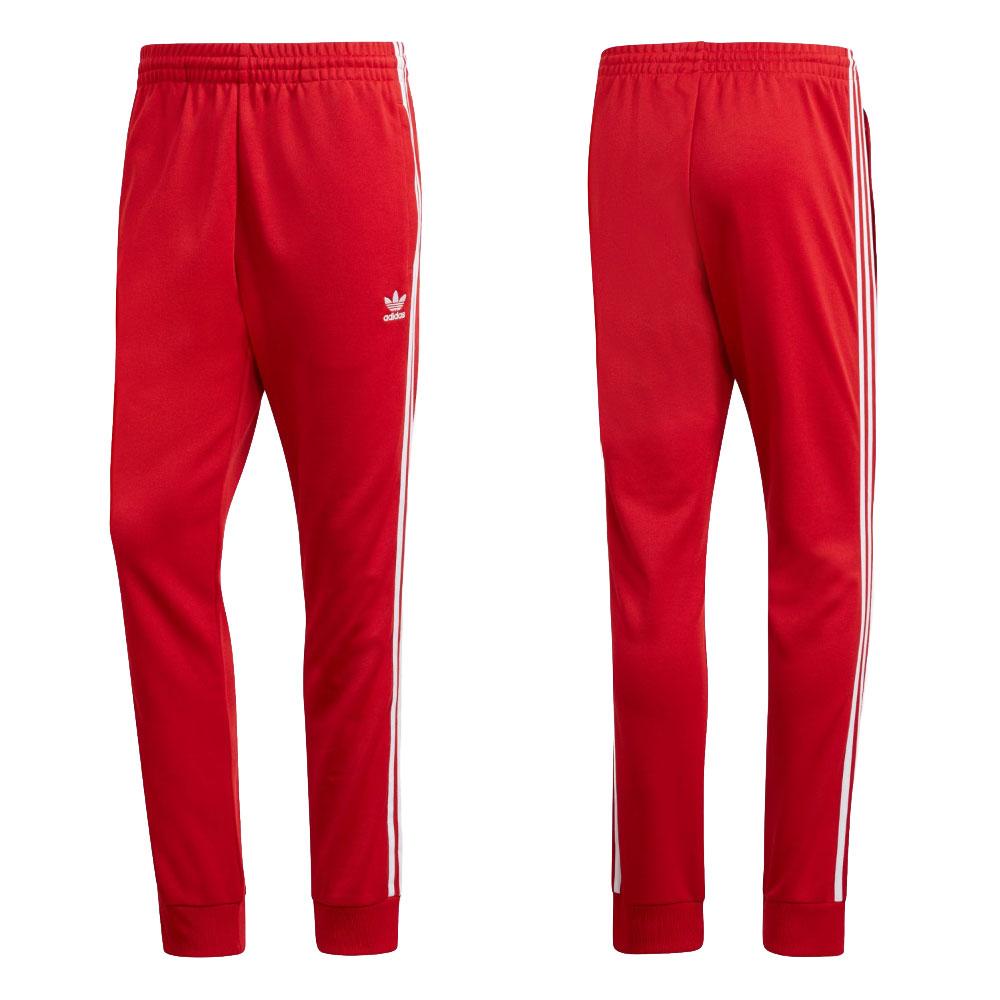 adidas originals (Adidas originals) 3 stripe trackpants [men] SST TRACK PANTS DV1534 jersey underwear superstar slim fitting parallel article