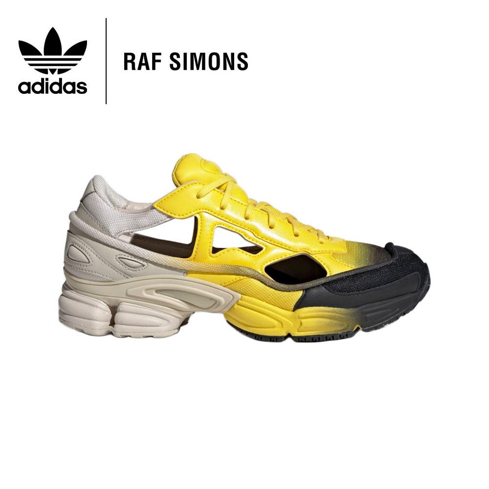 【60%OFF】adidas by RAF SIMONS(アディダス バイ ラフシモンズ) RS REPLICANT OZWEEGO [メンズ] EE7931【YLW/26cm(US8)・27cm(US9)・28cm(US10)】レプリカント オズウィーゴ ダッドシューズ 専用ソックス付 並行輸入品【店頭受取対応商品】【あす楽】