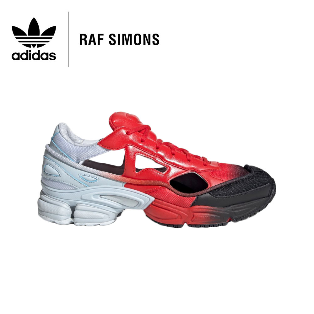 【60%OFF】adidas by RAF SIMONS (アディダス バイ ラフシモンズ) RS REPLICANT OZWEEGO [メンズ] EE7933【RED/26cm(US8)・27cm(US9)・28cm(US10)】レプリカント オズウィーゴ ダッドシューズ 専用ソックス付 並行輸入品【あす楽】【店頭受取対応商品】