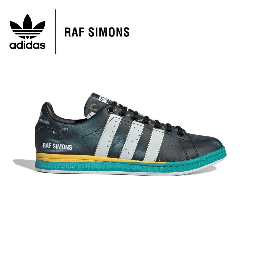 【30%OFF】adidas by RAF SIMONS(アディダス バイ ラフシモンズ) RS SAMBA STAN [メンズ] EE7954【NVY/26cm(US8)・27cm(US9)・28cm(US10)】スタンスミス STAN SMITH サンバ 並行輸入品【店頭受取対応商品】【あす楽】