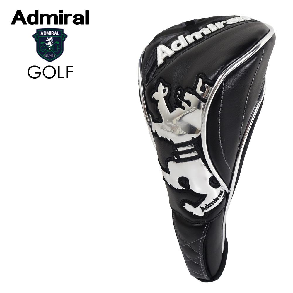 2021AW ADMIRAL GOLF アドミラル ゴルフ スポーツモデル ヘッドカバー フェアウェイ用 本物 ユニセックス 10 出色 小平智 BLK ADMG1BH5 F 畑岡奈紗 あす楽 200cc対応