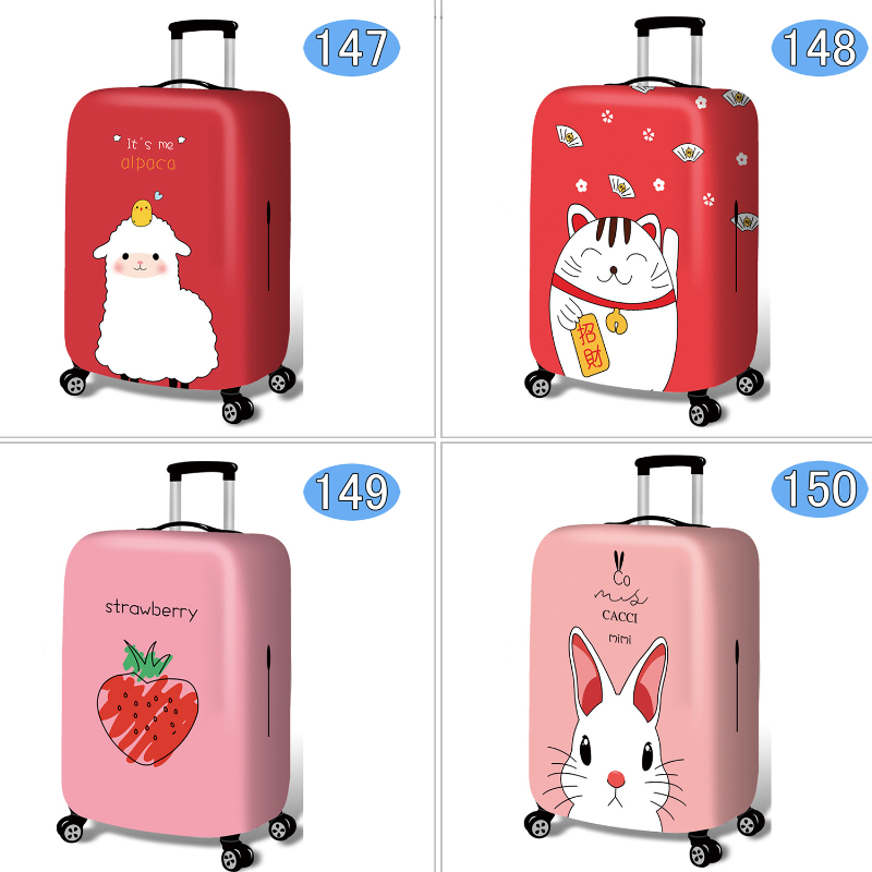 Black The Latest Style Rotating Suitcase Color : Red-4, Size : 24 Simple 20//22//24//26 Inches Guyuexuan Carry Suitcase Simple and Hard Case
