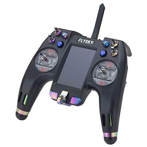 京商 Flysky 2.4GHz デジタルプロポーショナルラジオコントロールシステム Nirvana NV14 テレメトリー 14ch Tx/Rxセット (モード2) 82154