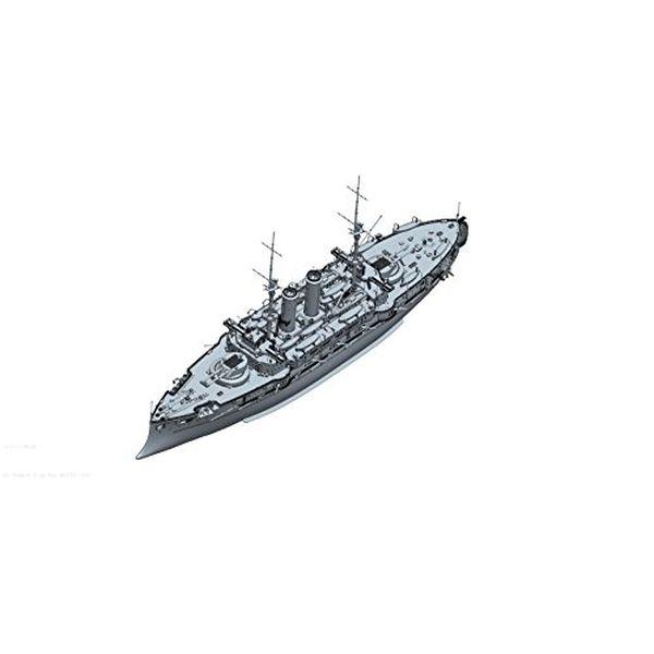 ウェーブ 1/200 戦艦 三笠 全長約66cm プラモデル BB001