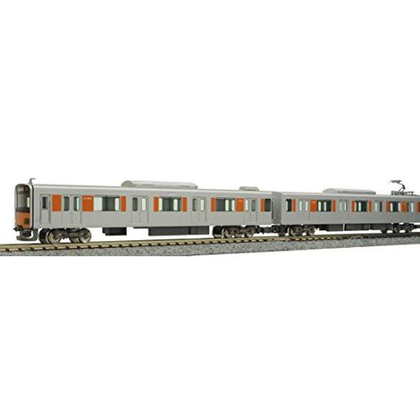 グリーンマックス Nゲージ 東武50000型 新ロゴマーク付き 基本6両編成セット 動力付き 30720 鉄道模型 電車
