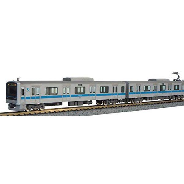 グリーンマックス Nゲージ 小田急3000形 3662編成 ・ インペリアルブルー帯 8両編成セット 動力付き 30753 鉄道模型 電車