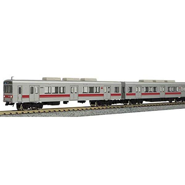 グリーンマックス Nゲージ 東急1000系 東横線 ・ スカート無し 8両編成セット 動力付き 30760 鉄道模型 電車