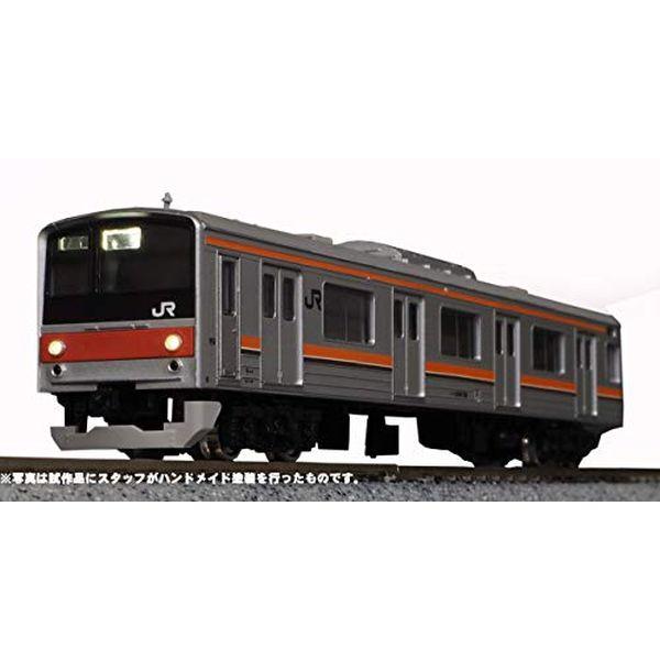 グリーンマックス Nゲージ JR205系5000番代 武蔵野線 ・ M18編成 8両編成セット 動力付き 30846 鉄道模型 電車