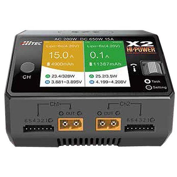 ハイテック X2 HI-POWER 44283 日本正規品