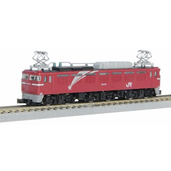 Zゲージ T015-1 EF81形電気機関車 北斗星塗装