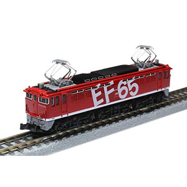 【沖縄へ発送不可です】Zゲージ EF65形 1000番代 1019号機 レインボー塗装 T035-2 鉄道模型 電気機関車