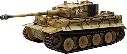 2.4GHz 1/16 RC対戦戦車 タイガーI (赤外線バトルシステム付) 【北海道・九州は300円、沖縄は2000円別途料金が加算されます】