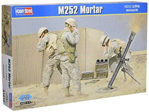 ホビーボス 1/3スケール アメリカ軍 M252 迫撃砲 プラモデル KIT No.81012
