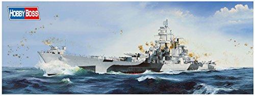 ホビーボス 1/350 戦艦シリーズ アメリカ海軍 大型巡洋艦アラスカCB-1 プラモデル 86513  【北海道・九州は300円、沖縄は2000円別途料金が加算されます】