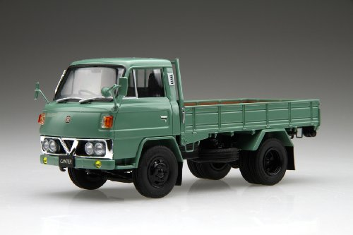 1/32 acting truck series No  01 Mitsubishi Fuso canter T200 system 1975  specifications