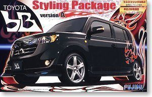 フジミ模型 1 24 インチアップシリーズ No.127 トヨタ bB Ver.A プラモデル スタイリングパッケージ 2020 日時指定 新作 ID127