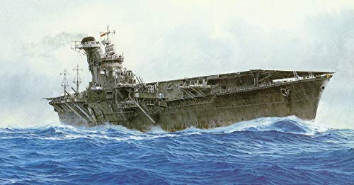 フジミ模型 1/700 特シリーズ No.15 日本海軍航空母艦 隼鷹 (昭和19年) プラモデル 特15