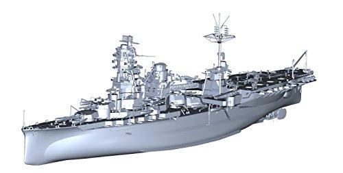 フジミ模型 1/350 艦船モデルシリーズ No.12 日本海軍航空戦艦 日向 プラモデル 350艦船12  【北海道・九州は300円、沖縄は2000円別途料金が加算されます】
