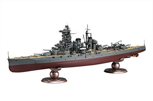 【沖縄へ発送不可です】フジミ模型 1/350 艦船モデルシリーズ No.13 日本海軍戦艦 榛名 昭和19年/捷一号作戦 プラモデル 350艦船13