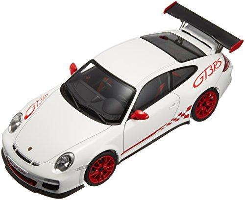 完璧 AUTOart 911 1 3.8/18 ポルシェ 911 (997) GT3RS 3.8 GT3RS (ホワイト/レッドストライプ), OntheEarth Store:5b68aedf --- canoncity.azurewebsites.net