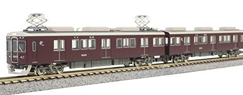グリーンマックス Nゲージ 阪急6000系 今津線 (今津北線) 6両編成セット 動力付き 30230 鉄道模型 電車