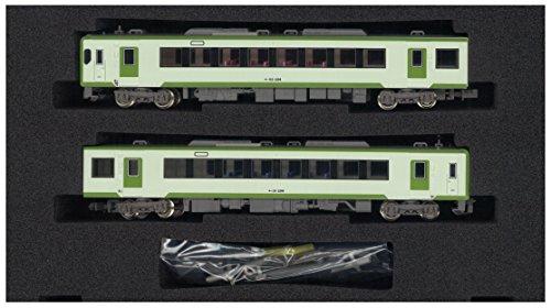 グリーンマックス Nゲージ 30547 JRキハ111/112形 200番代・八高線 増結2両編成セット 動力無し 塗装済完成品